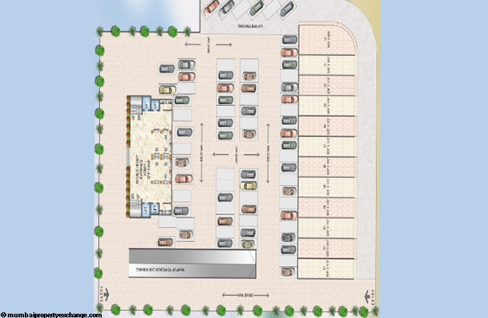 Sai Miracle Floor Plan 1