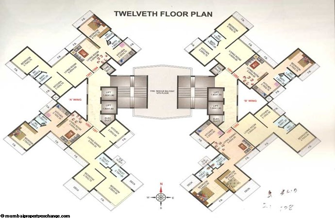 Maitri Planet NX Floor Plan 2