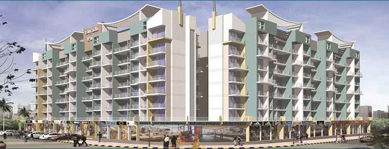 Flat on rent in Suyash Park, Ulwe