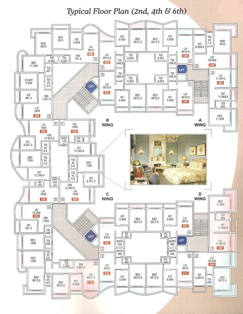Sai Kutir Floor Plan 2