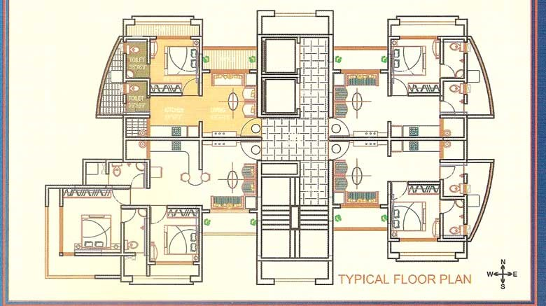 Sai Kutir Floor Plan 3