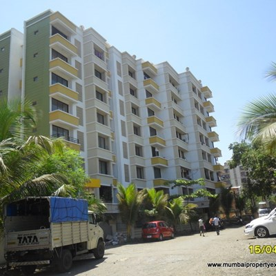 Flat on rent in Ashapura Heritage, Kandivali West