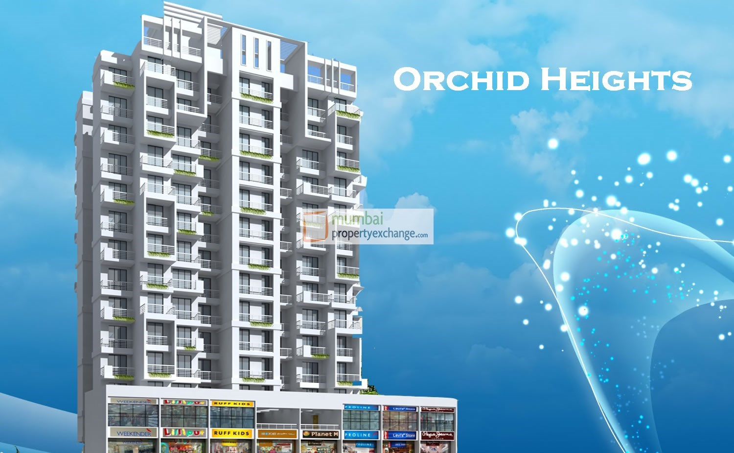Orchid Heights, Ulwe