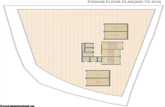 Shreenath Darshan Floor Plan 1