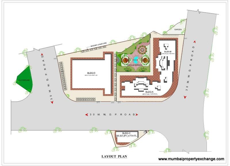 Kavya Residency Layout