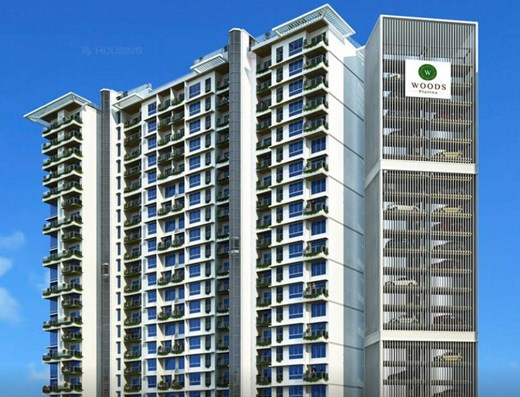 Flat for sale in SMGK Associate Residency, Jogeshwari