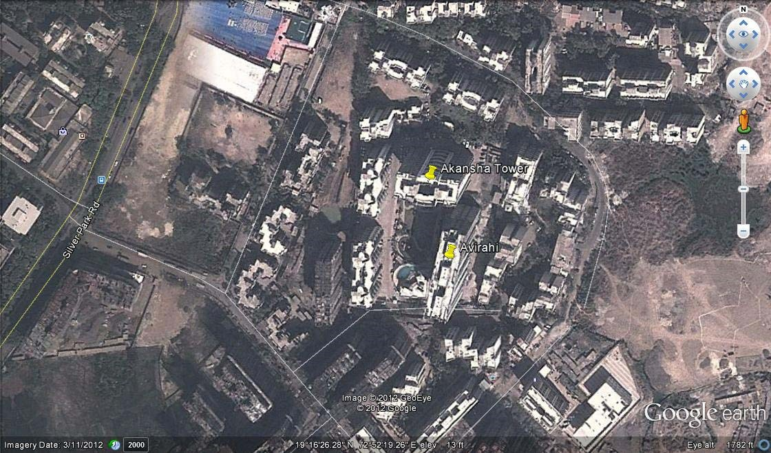 Avirahi Google Earth