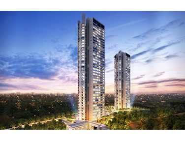 Flat for sale in Kalpataru Crest A, Bhandup
