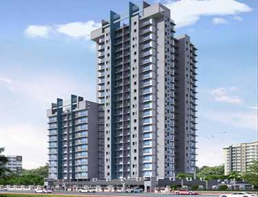 Flat for sale in Avirahi Heights, Malad West