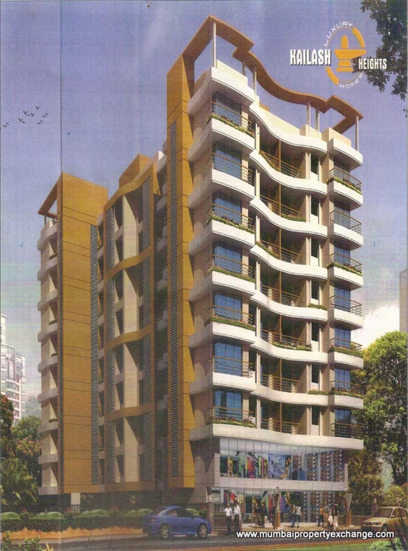 Kailash Heights, Kandivali West