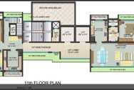 5311 Oth Floor Plan 1  - Mayfair Kumkum, Andheri West