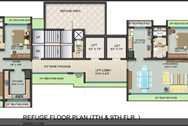 5311 Oth Floor Plan 4  - Mayfair Kumkum, Andheri West