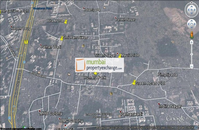 Mauli Pride Google Earth