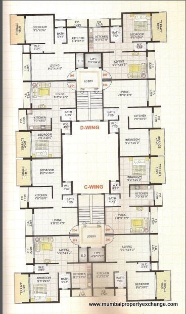 Adinath Homes Floor Plan III