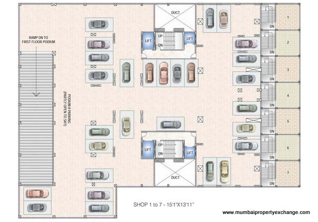 Pava Eternity Floor Plan