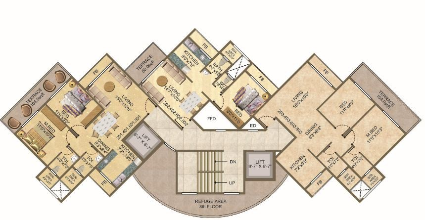 Sthaayin Shrestha Floor Plan