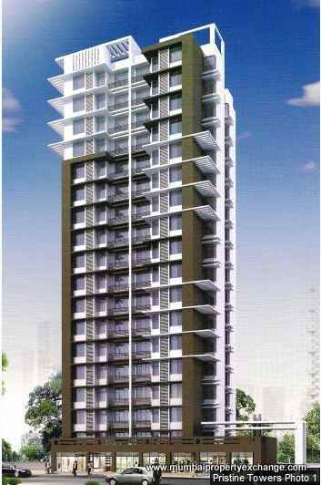 Flat for sale in Pristine Tower, Thane West