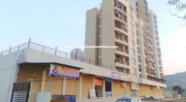 Flat on rent in Sagar Residency, Thane West