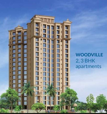 Rodas Enclave Woodville, Thane West