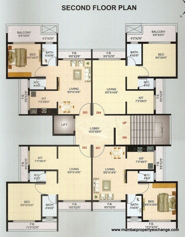 Supreme Heritage Floor Plan