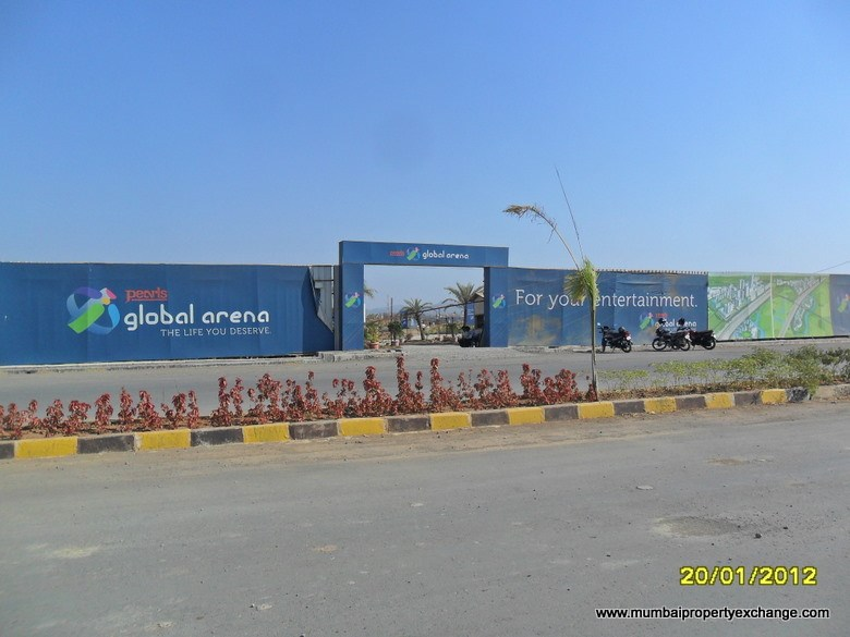 Pearls Global Arena 20 Jan 2012
