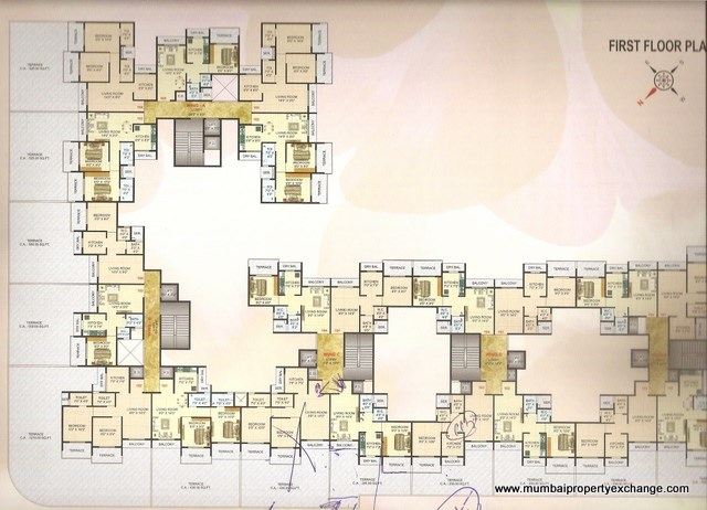 Moreshwar Complex Floor Plan 3