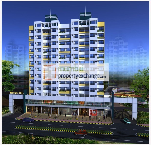 Navkar City Phase I, Naigaon East