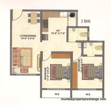 The Riviera Floor Plan