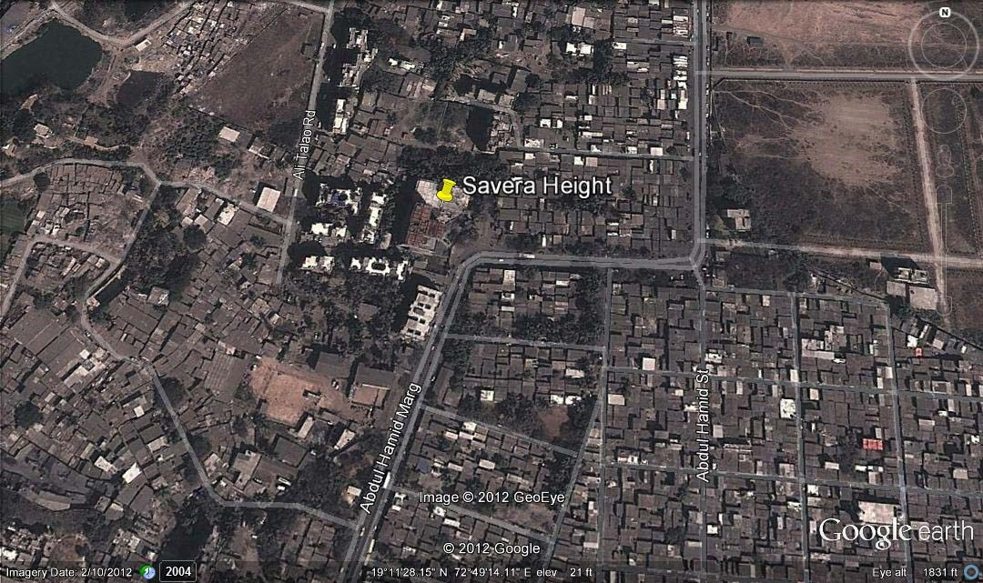 Savera Heights Google Earth