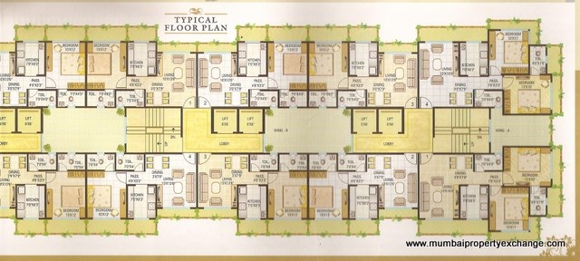 Aurigae Residency Floor Plan