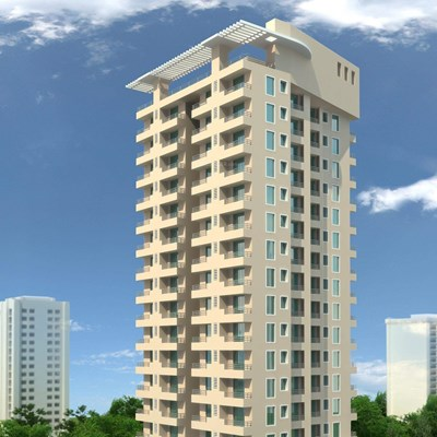 Flat for sale in Western Woods, Goregaon East