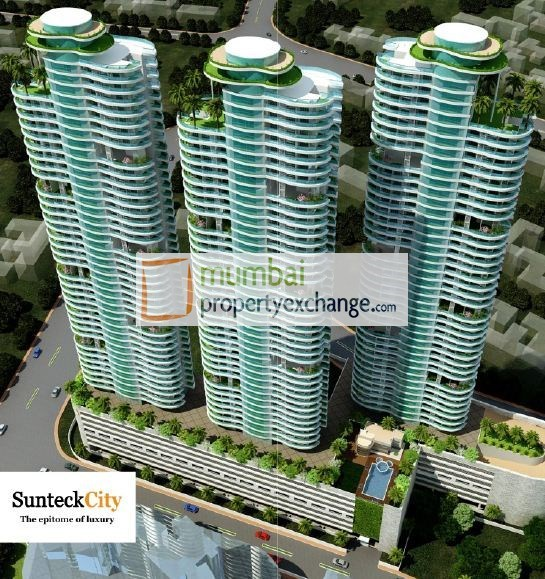 Sunteck City, Goregaon West