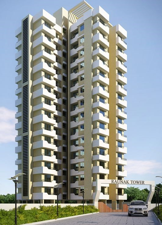 Raunak Heights