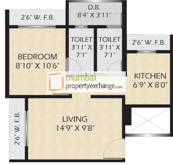 Rashmi Sarvesh Floor Plan