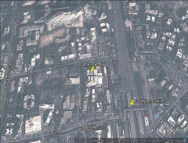 5847 Oth Google Earth - Samarth Arcade, Goregaon West