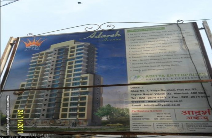 Adarsh Avenue 12 Jan 2012