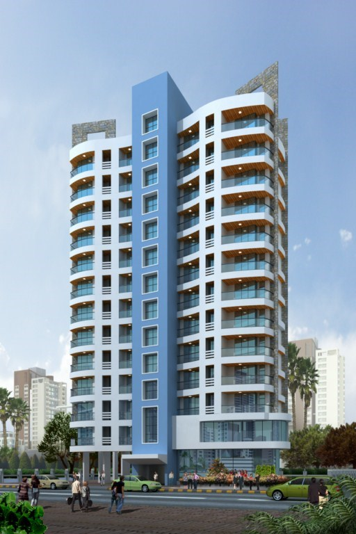 Haze Apartment, Kurla