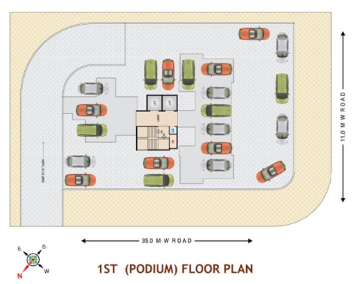 Maple Hills Floor Plan