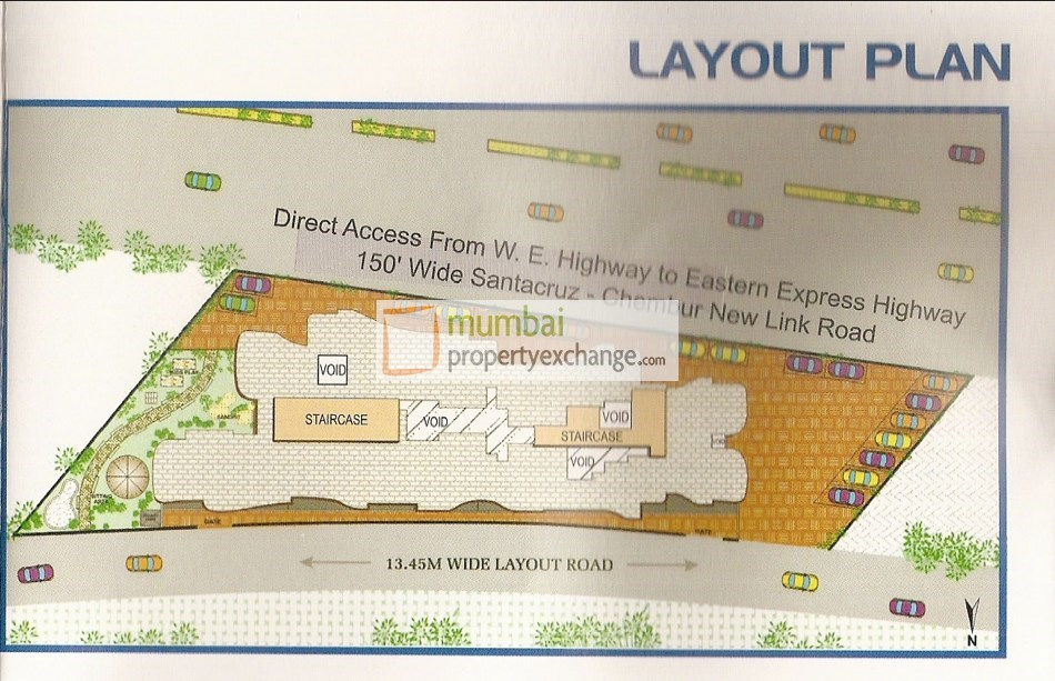 Triveni Layout Plan