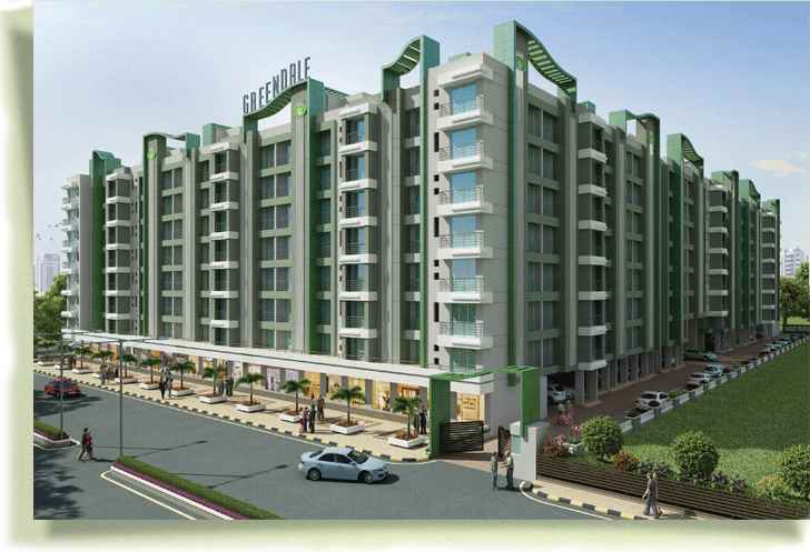 Flat for sale in Sumit Greendale, Virar