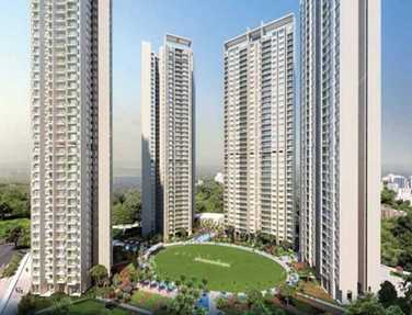 Flat on rent in Runwal Greens Cypress, Mulund West