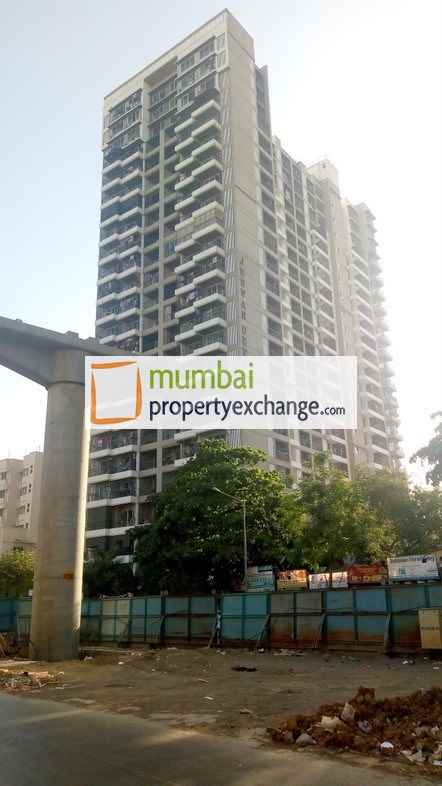 Flat on rent in Jeevan Deep, Kandivali West