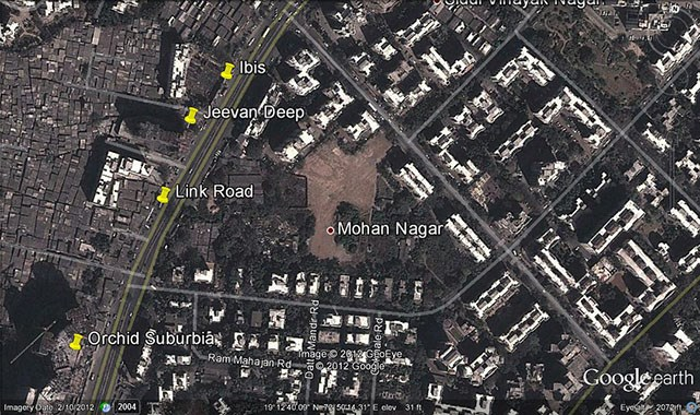 Jeevan Deep Google Earth