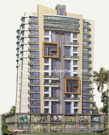 Flat for sale in Sai Pearl, Goregaon West