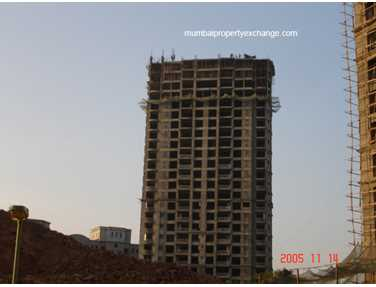 Flat on rent in Evelina, Thane West