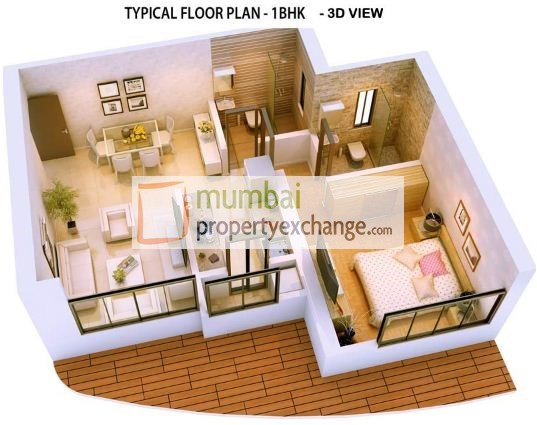 Gaurav Iconic Floor Plan