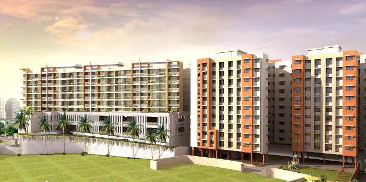 Flat on rent in Royal Court, Andheri East