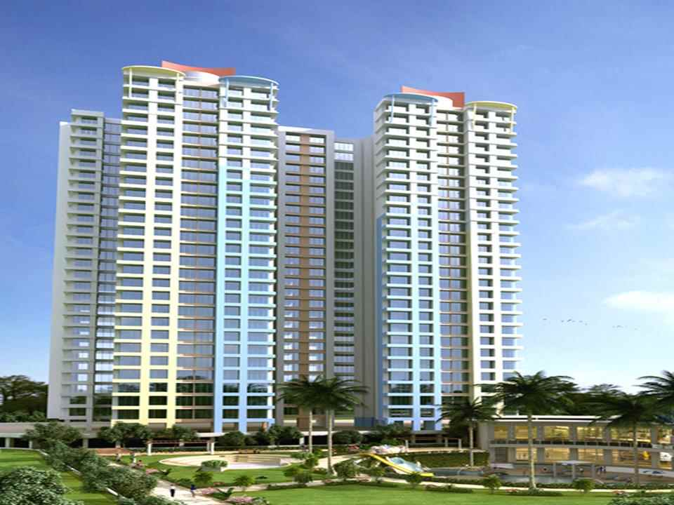 Flat for sale in Neelkanth Palms, Thane West