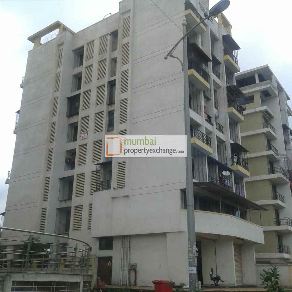 Flat on rent in Giriraj Icon, Kharghar