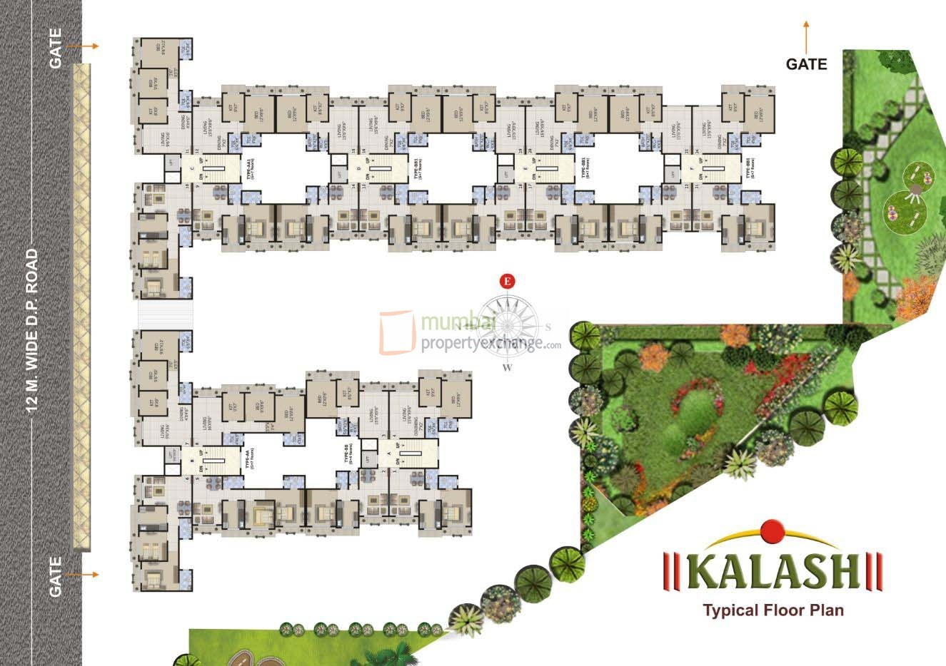 Kalash Floor Plan